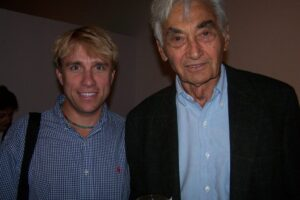 Cary Harrison_Howard Zinn_Harrison